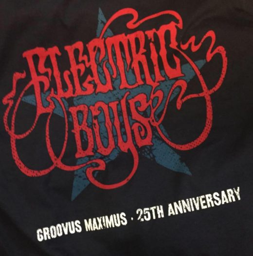 Electric Boys Groovus Maximus QA