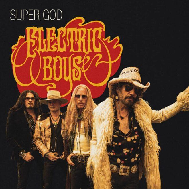 Super God single cover